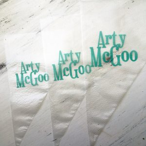 Arty McGoo's Tipless Bags (100 Pack)