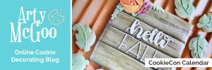 Read more about the article CookieCon Calendar Artist: Megan Pott