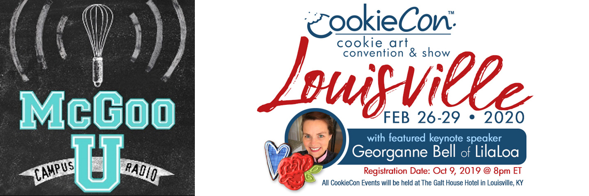 Read more about the article CookieCon 2020 in Louisville, Preview, Tips and More, Cookie News, Girl Scout Cookie Season, An Interview with Jodi Till, McGoo U February 2020